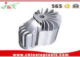 Pièces personnalisées par ODM/OEM de moulage d'aluminium de la grande usine A102