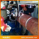 Pipe multifunzionale Welding Machine & Station con Three Welding Torches (TIG+MIG+SAW)