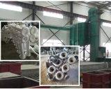 鉄の鋳造のための無くなった泡の鋳造装置そしてモールド・ライン