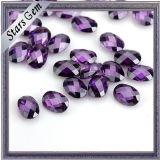 مجوهرات محدّد مختلفة لون ضعف مراقب يقطع بيضويّة [كز] حجارة