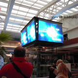 Nuevo color P5 HD Display de LED para interiores para supermercado/Shopping Mall