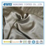 Tecido de cetim 100% seda com tingimento