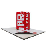 Commerce de gros Black-White bleu transparent adhésif de protection PE/de la protection de films pour les profils en aluminium/feuilles