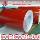 La Chine premier fabricant de la qualité de la bobine d'acier prépeint