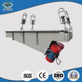 Transporte eletromagnético da vibração do grânulo Waste elétrico linear eficiente