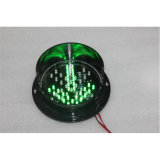 Kundenspezifische Ampel-Baugruppe des Kreuz-Grün-Pfeil-125mm LED