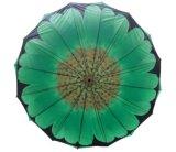 الطبقات الكبرى تصميم زهرة مزدوجة مظلة (SU025-4)
