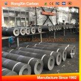 Elétrodo de grafita para o bocal 4tpi do diâmetro 200mm-600mm do Smelting