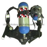 空気呼吸装置のための6L予備シリンダー