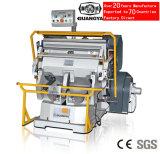 Máquina de troquelado y plegado (ML-203)