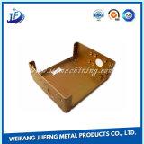 Soem-nichtstandardisiertes Metall, das Teile mit Schweißen und Ausschnitt stempelt