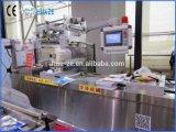 Macchina imballatrice di vuoto della pellicola di stirata della salsiccia/carne/alimento