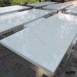 Witte Hoogste Countertop van de Bank van de Steen van het Kwarts voor Keuken