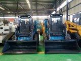 950 Kg操作の重量Jc65gのスキッドの雄牛のローダーの中国のボブキャット機械