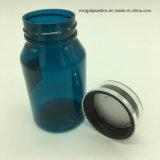 [100مل] ضوء - محبوب زرقاء زجاجات بلاستيكيّة لأنّ حيمين تغذية وكبسولة