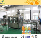 GlasBottling 3 in 1 Automatic Fruit Juice Filling Machine/Hot Filling Line