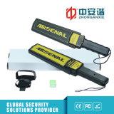 Metal detectori tenuti in mano di alto di stabilità di mostra controllo di obbligazione