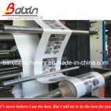 圧延フィルムのフレキソ印刷の印刷機械装置