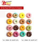 Maker Van uitstekende kwaliteit van de Doughnut van de Machine van de Wafel van de doughnut de Automatische met Goede Prijs