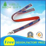 Полный цвет/сплетенное изготовление оптовой продажи браслета талрепа держателя значка удостоверения личности