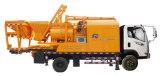Batcher concreto Truck Mounted Concrete Pump con Mixer
