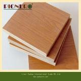 E2 White Melamine Plywood para mercado do Oriente Médio.