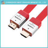 4K 3D HDMI 케이블 1.5m 3m 10m 15m 20m 18gbps 금은 도금했다
