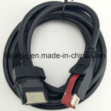 IBM 4610プリンターケーブル24V USBによって動力を与えられる8pin 16K9065 01L1647の自在継手ケーブル