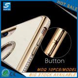 TPU iPhone Xのための反射ミラーの携帯電話の箱