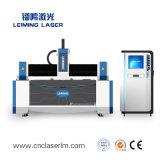 Taglierina del laser della fibra del fornitore della Cina con la Tabella Lm3015A3 di scambio