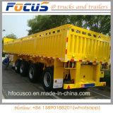 40FT Hilfsladung-Behälter-Seitenwand-halb LKW-Schlussteil für Verkauf