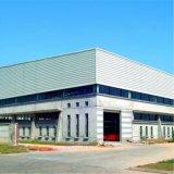 Estrutura de aço moderna Warehouse prefabricadas