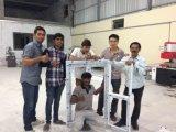 Los coches de aleación de aluminio Máquina de corte de perfiles