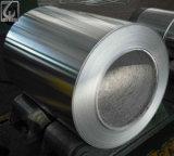 Spessore puro di alluminio della bobina 1050 0.3-0.5mm della Cina per costruzione