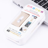Free Sample Metal OTG USB Flash Drive para iPhone (TL)