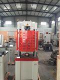 Machine de test universelle hydraulique de barre en acier de 30 tonnes