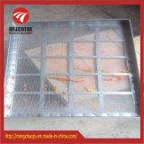 Secador del alimento del equipo de sequía del aire caliente del acero inoxidable