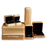 Золотой подарок из натуральной кожи кольцо в салоне/Пульт управления в салоне/цепочка коробки или ювелирные изделия в салоне