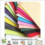 El fieltro de las lanas del color de las hojas de la tela A4 para el arte Handcraft DIY de costura