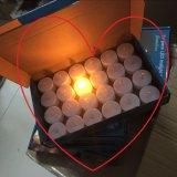 Mini-LED Tealight Kerze des Großhandelspreis-für Partei-Dekoration