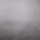 Кожа PU сатинировки Weave корзины искусственная для шлема ботинка мешка