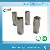 De Magneet van NdFeB van de Cilinder van het Borium van het Ijzer van het Neodymium van de zeldzame aarde
