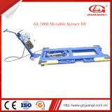 Изготовление Китая поставляет один цилиндр гидровлическая, котор движимость Scissor подъем автомобиля для сбывания с Ce (GL1006)