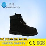 Hot-Sale Chaussures de sécurité industrielle de la mode en cuir/bottes de travail