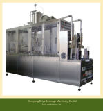 Vin rouge Gable Top Carton Machine d'emballage de liquides