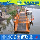 Julong WasserWeed Erntemaschine-Wasser-Abfall, der Maschine für Verkauf montiert