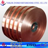 Polidos C11000 uma película de cobre em recozido