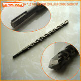 Бит бурильного молотка хвостовика SDS стандартной каннелюры Hex