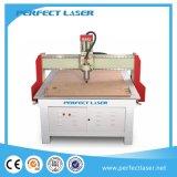 Máquina de grabado del corte del CNC del metal/del vidrio/paño/de madera
