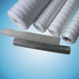 Cartucho de filtro de la Herida de hilo para el sistema de tratamiento de agua RO
